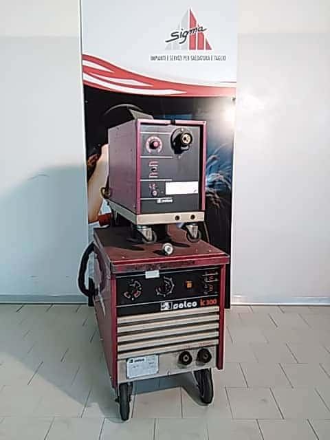 MIG  IC 300 SELCO