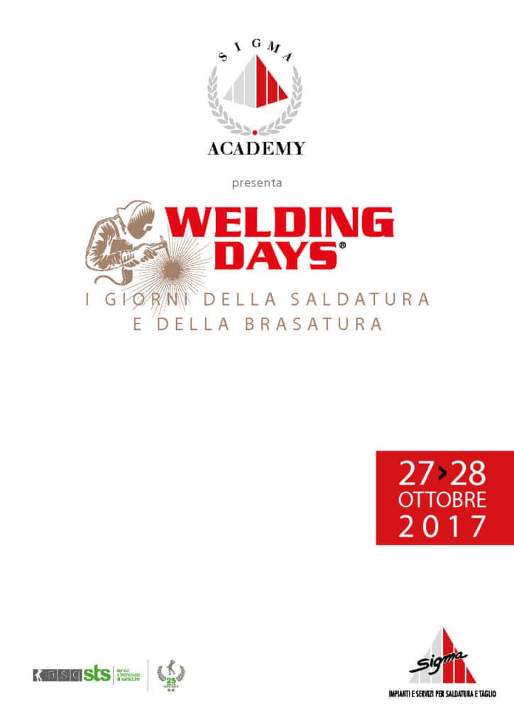Welding Days