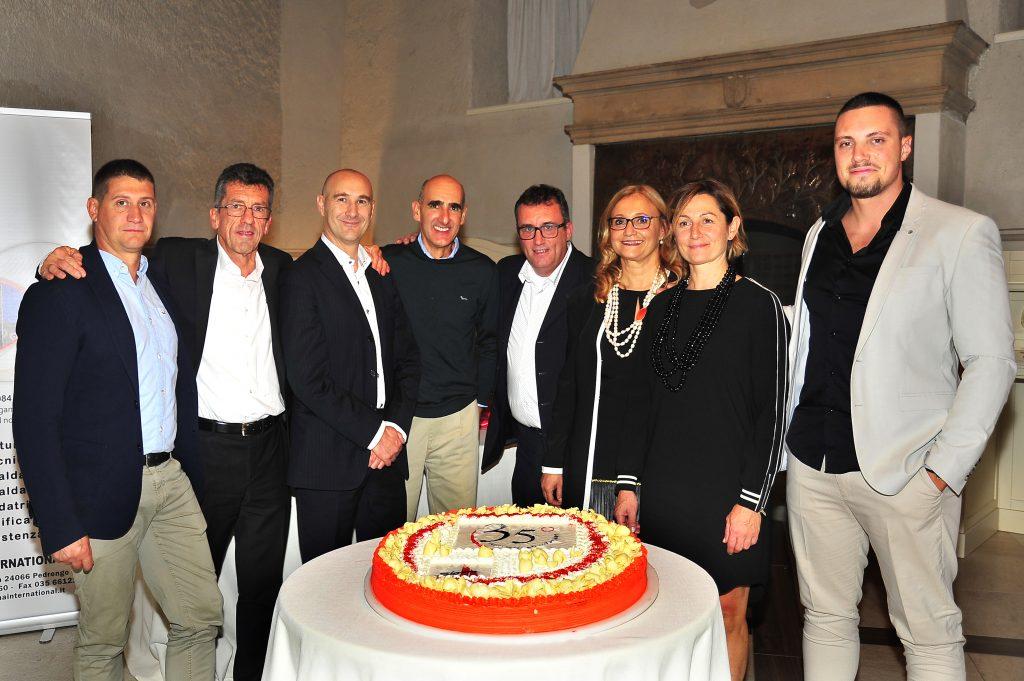 Sigma International festeggia 35 anni di attività