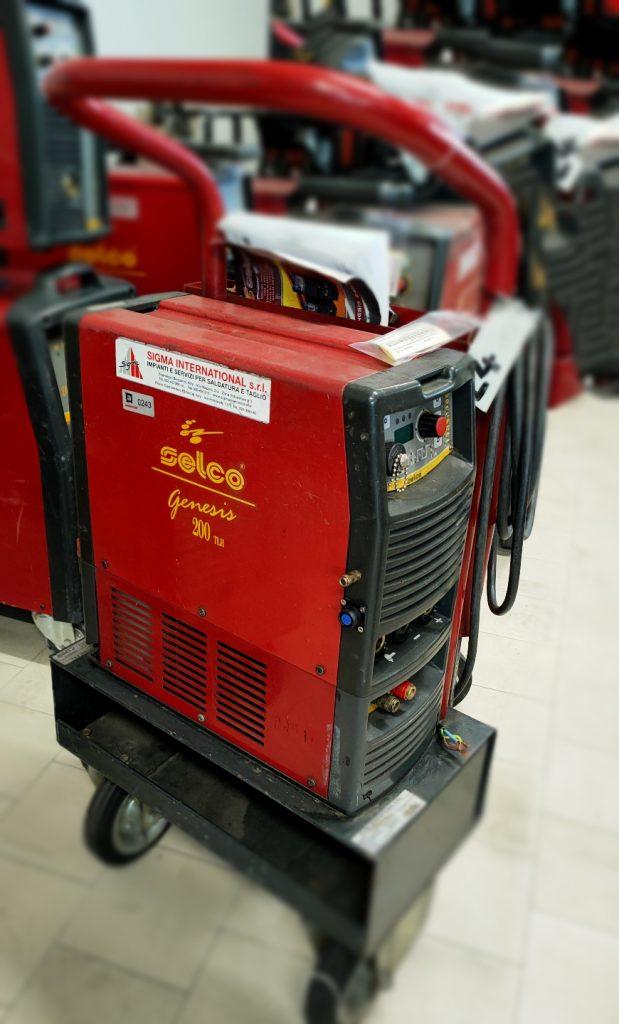 SELCO GENESIS 200 TLH 400V